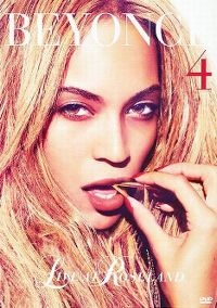 Cover Beyoncé - Live At Roseland - Elements Of 4 [DVD]